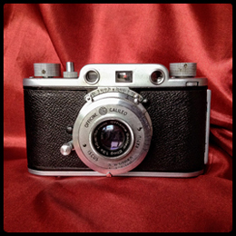 Pasqualino Ferraliss Old Cameras Collection